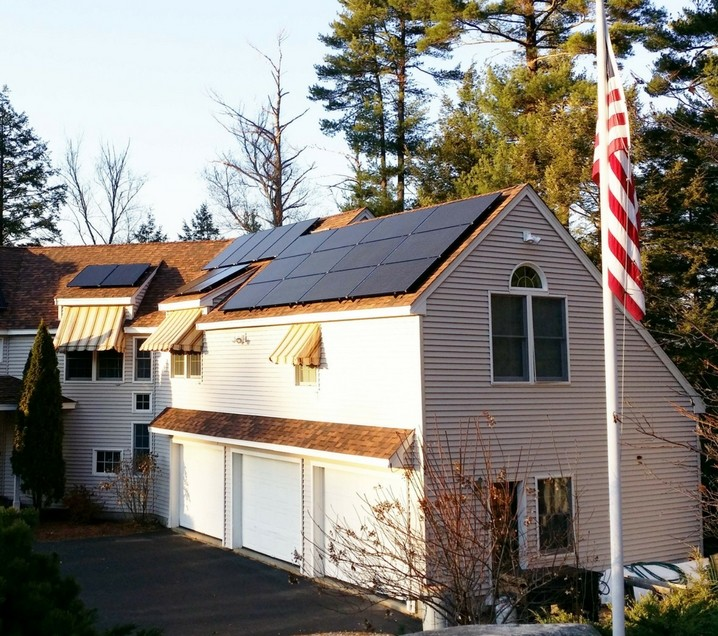 Solar panels install for New Hampshire and Massachusetts