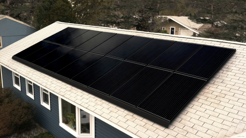 Solar panels can significantly reduce or cut out your energy bill, all while providing value to your home!