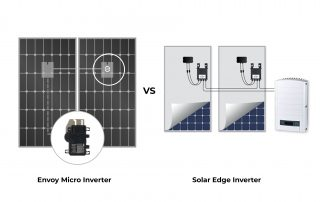 Envoy and Solar Edge Inverter