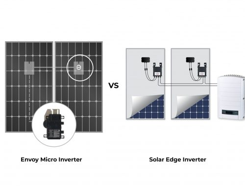 Guide to Best Solar Inverter: Enphase vs SolarEdge