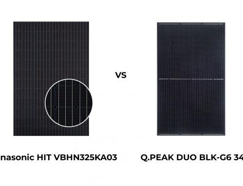Choosing the best Solar Panel: Panasonic vs Q Cell