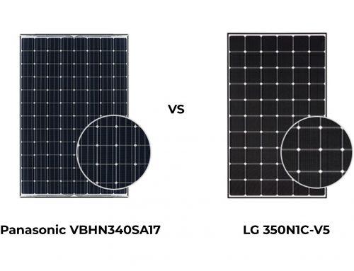 Choosing the best Solar Panel: Panasonic vs LG Solar