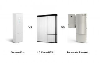 Sonnen Vs LG Chem Vs Panasonic Evervolt