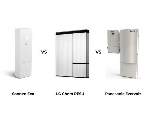 Choosing the best Solar Battery: Sonnen Vs LG Chem Vs Panasonic Evervolt