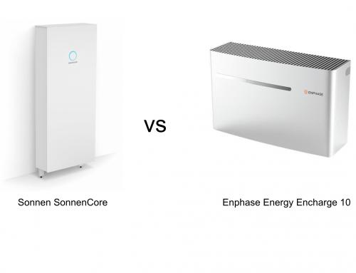 Best Solar Battery Guide: Sonnen vs. Enphase